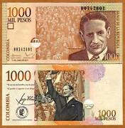 Colombia 1 Peso