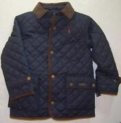 Boys Corduroy Jacket