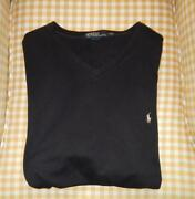 Ralph Lauren Mens V Neck Tee