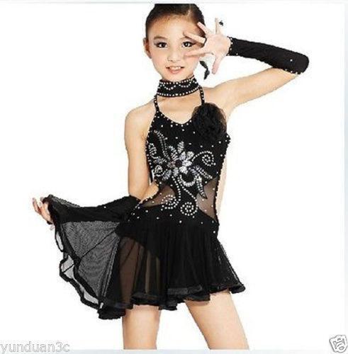 Latin dance costumes ebay