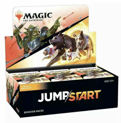MTG Jumpstart Booster Box - Magic the Gathering - New! Pre-order Ships 7/17