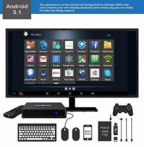 Free Delivery M9X MXQPRO Android 5.1 TV BOX Amlogic S905 Quad Core 64bits 2gb/8gb Kodi Pre installed 4K Wifi warranty
