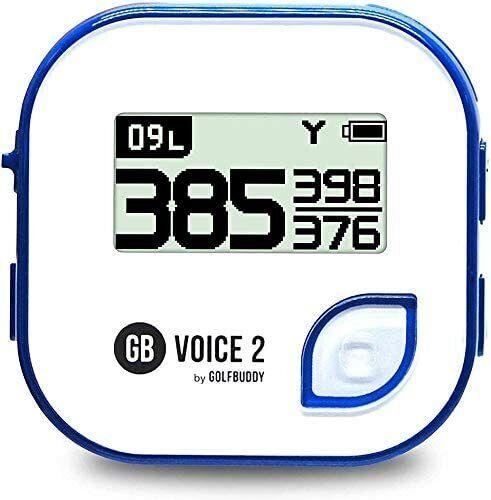 Brand New in Box - Golf Buddy Voice 2 Talking GPS Rangefinder  2-3 DAY FREE SHIP