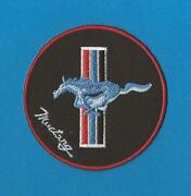 Mustang Patch