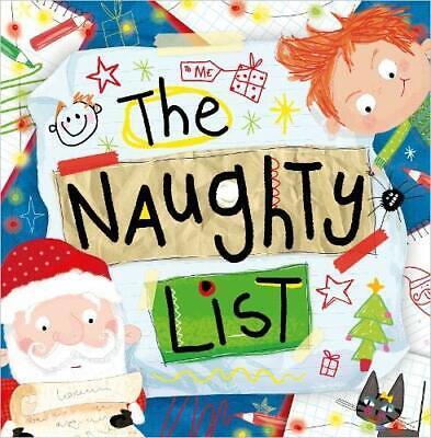Preschool Christmas Story Book: THE NAUGHTY LIST by Make Believe ideas - NEW ()