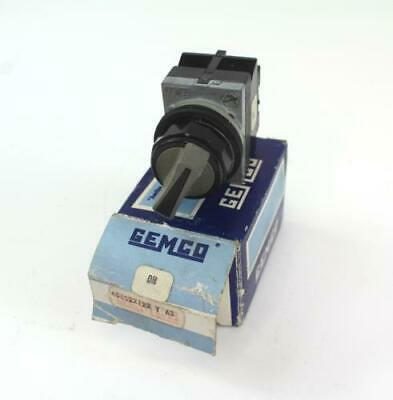 Gemco 404s2x122 Selector Switch Y