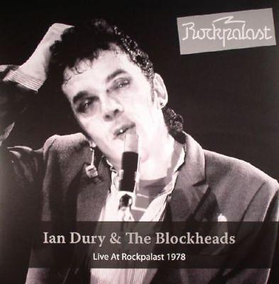 IAN DURY & THE BLOCKHEADS LIVE AT ROCKPALAST 1978 NEW SEALED 2 LP VINYL RECORD