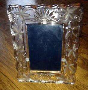 Crystal Picture Frame Ebay