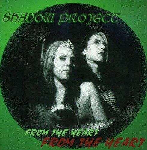 Shadow Project - From the Heart [New CD]