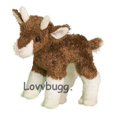 "Lovvbugg Bitty Baby Goat Pet for 18"" American Girl Doll Accessory Josefina"