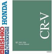 Honda CR V Repair Manual