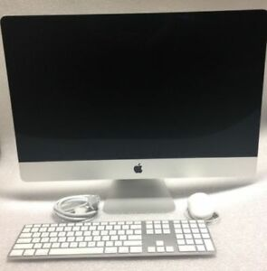 Imac 21.5 i5 Core. 500GB 4GB ram + keyboard + mouse