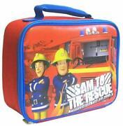 Fireman Sam Lunch Box