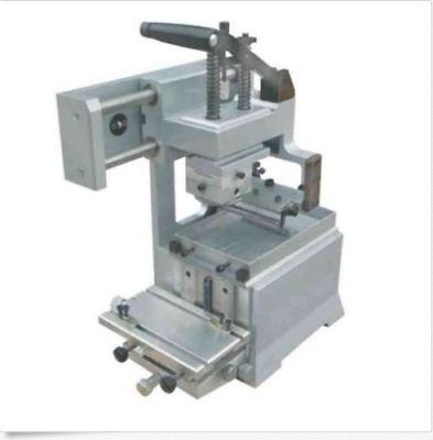 Manual Inkwell Pad Printer Printing Machine