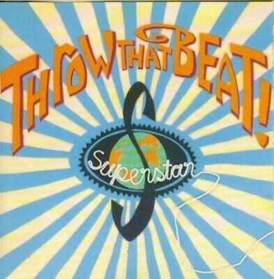 Throw that Beat in the Garbagecan Superstar (1994)  [CD] (Garbage Can Rock)