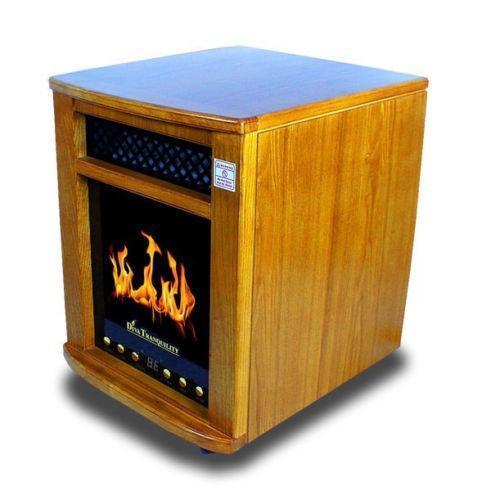 Quartz Infrared Heater Fireplace Ebay