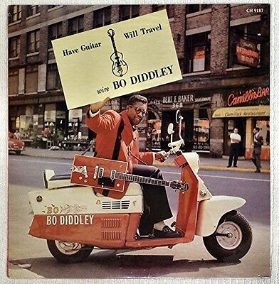 Bo Diddley - Have Guitar Will Travel / In The Spotlight + 7 Bonus Tracks [New CD ()