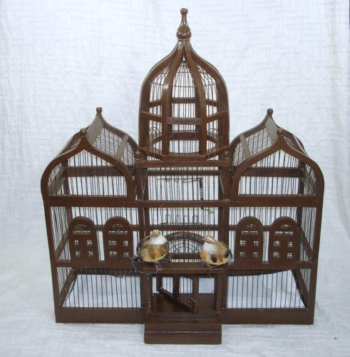 Victorian Bird Cage Ebay