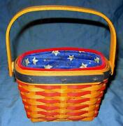 Retired Longaberger Baskets