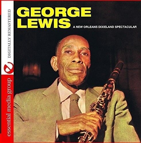 George Lewis - A New Orleans Dixieland Spectacular [New CD] Manufactured On Dema