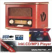 Nostalgie Radio CD