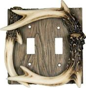 Antler Switch Plate