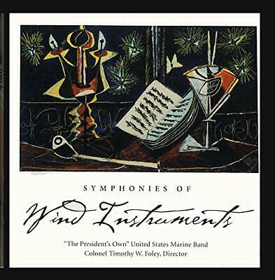 Symphonies of Wind Instruments - United States Marine Band - EACH CD $2 BUY AT L