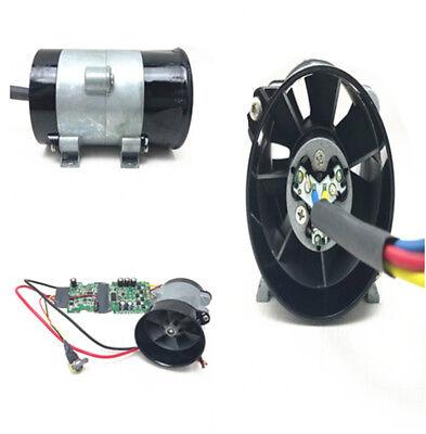 Auto Car Turbine Electric Turbo Fan Power Turbo Charger Tan Boost Air Intake Fan
