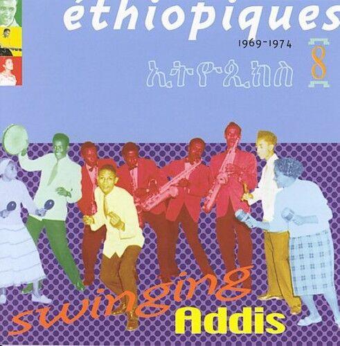 Various Artists, Eth - Ethiopiques 8: Swinging Addis / Various [New CD]