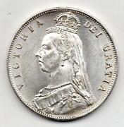 1888 Half Crown