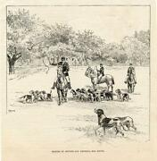 Antique Fox Hunting