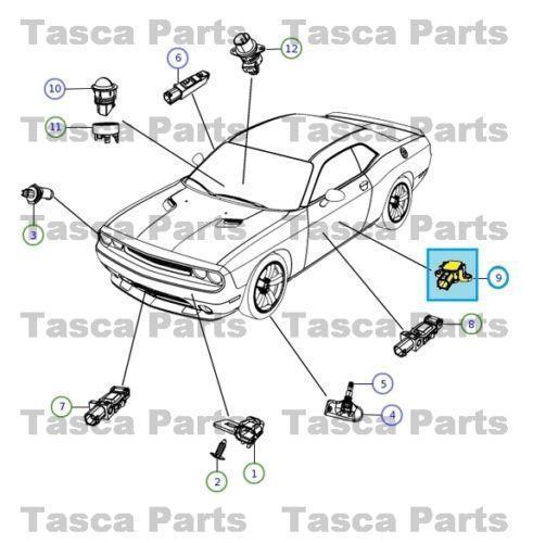 challenger airbag  car  u0026 truck parts