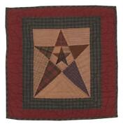 Primitive Quilted Wall Hanging