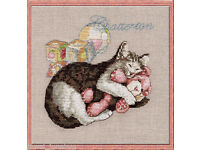 10/% Off Nimue Fee Main Counted X-stitch Chart La Belle Epoque Matouvue
