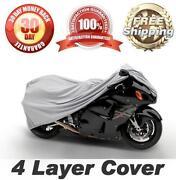 Motorcycle Sport Bike Cover