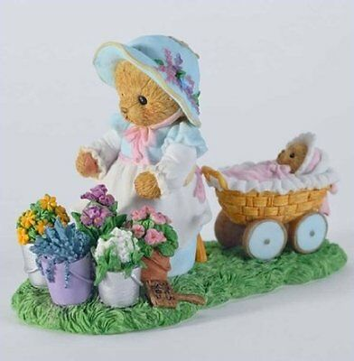 "Cherished Teddies CT1202 Bette ""Priceless Is A Friendship In Bloom"" NEW"