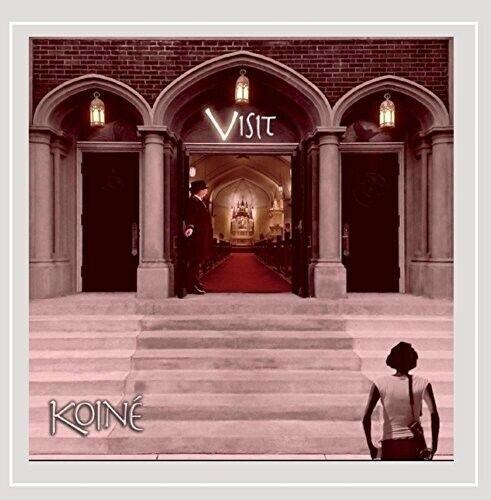 KOINE - Visit - CD - Brand New  - $2.16