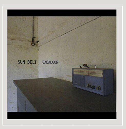 Sun Belt - Cabalcor CD ** Free Shipping**