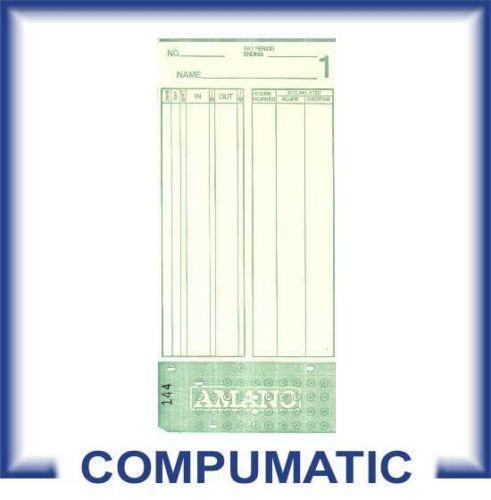 Amano microder mjr 7000