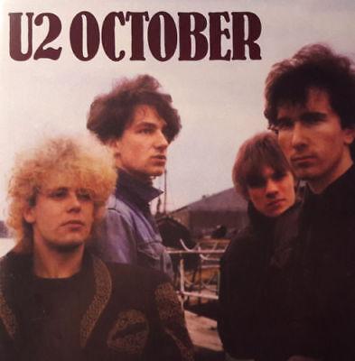 U2 October 2Cd  Remastered 16 Pg Booklet  New