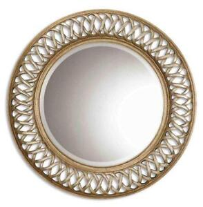 large gold framed mirrors