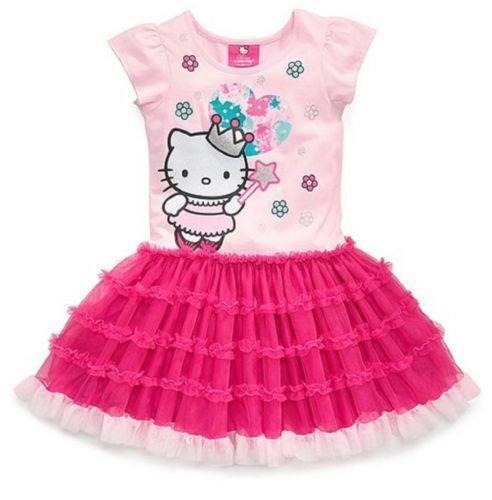 hello kitty party dress ebay