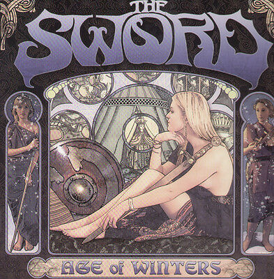 The Sword  Sword   Age Of Winters  New Vinyl