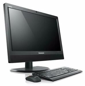 "Lenovo M70z 20"" All in one Desktop Computer, BACK TO SCHOOL SALE, Comes with Warranty..."