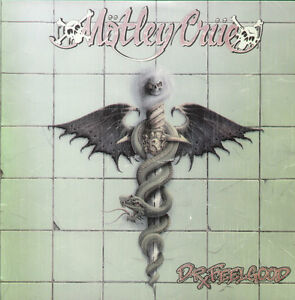 Motley Crue - Dr. Feelgood [Vinyl New]