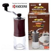 Kyocera Coffee Grinder