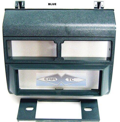 Chevy  Gmc Blue Dash Kit Single Din Install Radio  Stereo