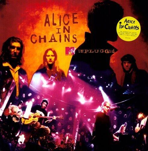 Alice in Chains - MTV Unplugged [New Vinyl LP] 180 Gram, Reissue