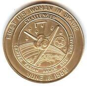 NASA Challenge Coin