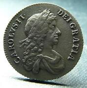 Charles II Shilling